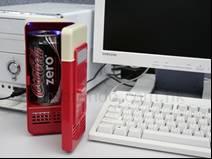 یخچال USB