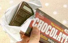 ماشین حساب شکلاتی