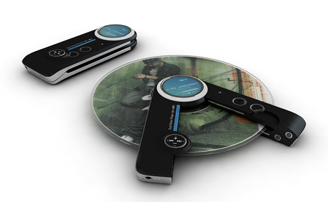 mp3 player CD player