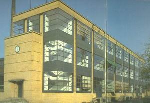 ساختمان شرکت فاگوس - گروپیوس