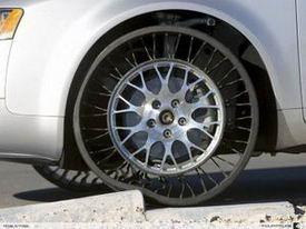 Tweel tire