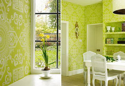 اتاق - سبز