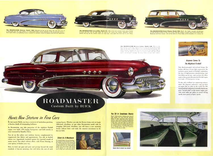Buick Road master