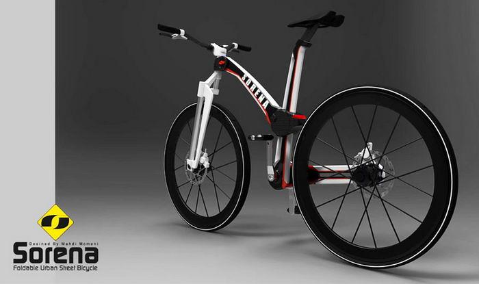 مسابقه طراحی دوچرخه