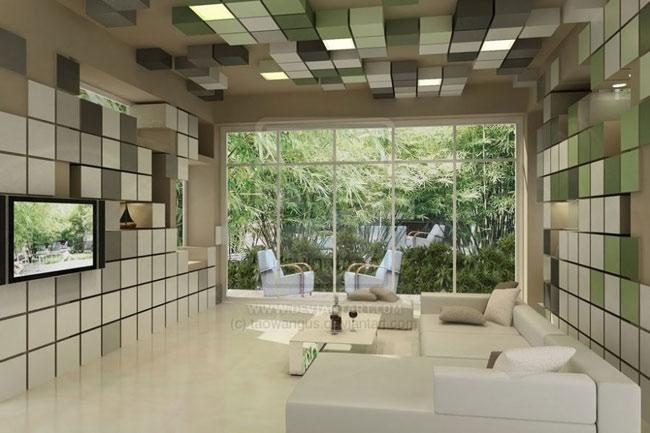 نور در طراحی داخلی