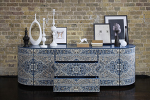 Carpetry-Sideboard
